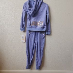 Juicy couture kids set